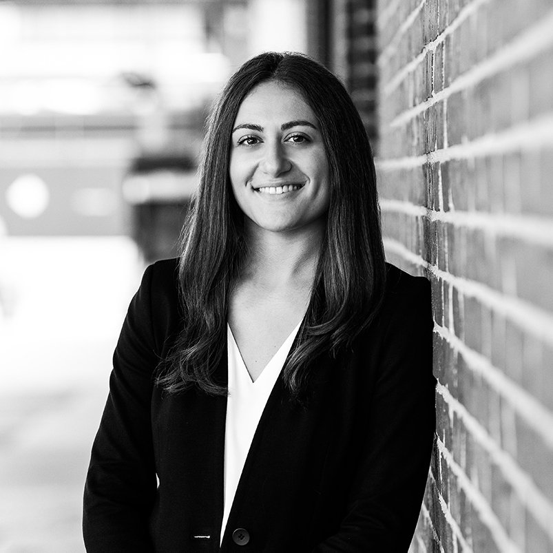 Sophie Greenberg, Associate