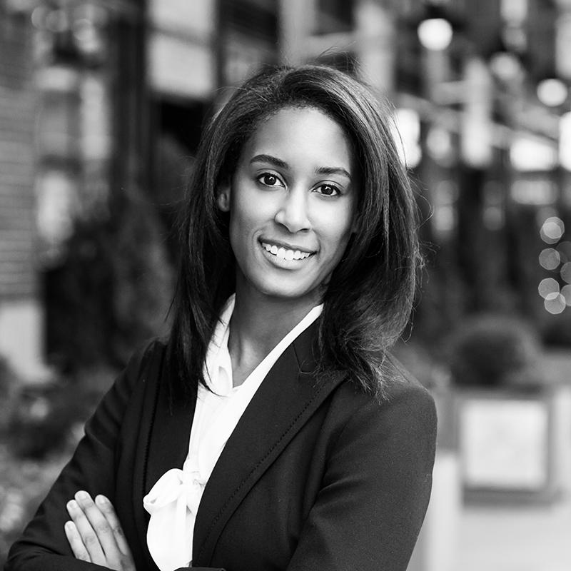 Marissa Morris, Associate
